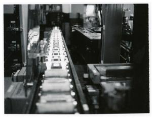 Antiga fábrica da polaroid